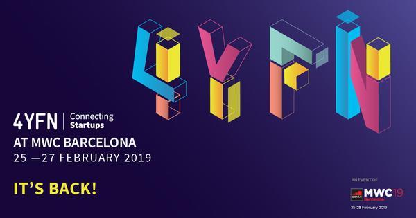 Tyris AI estará en 4YFN (MWC) – Barcelona 2019!