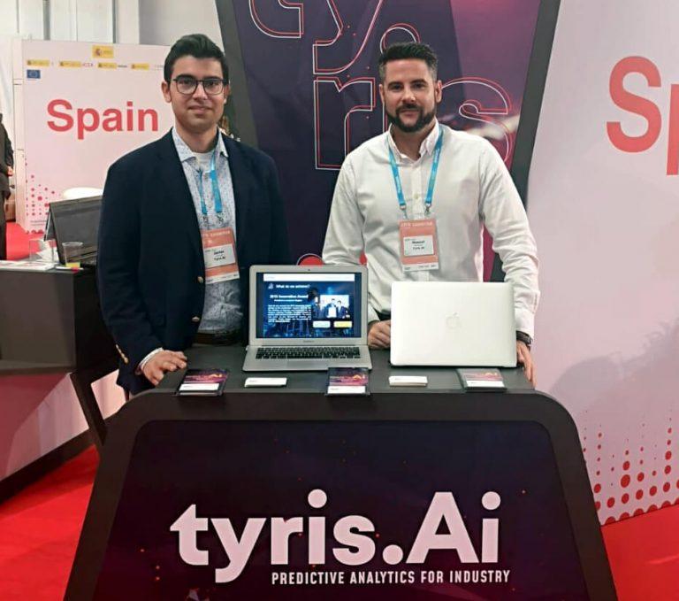 TYRIS.AI CONECTADO A 4YFN