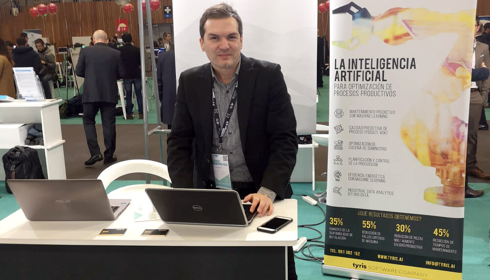 Basque Industry 4.0, Tyris AI participa en el evento puntero de la Industria 4.0