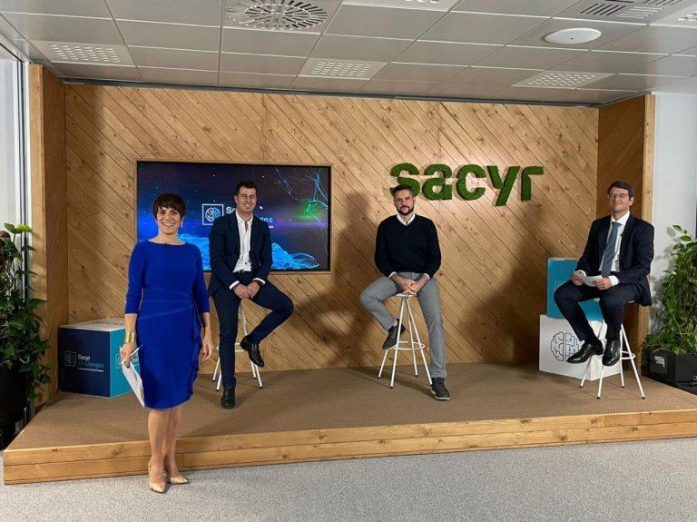 Tyris AI invitados al Sacyr Innovation Summit, el encuentro anual de innovación de Sacyr